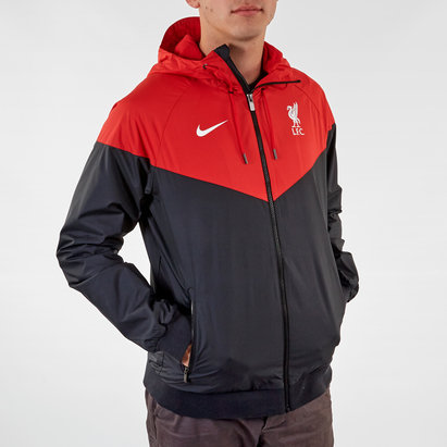 Nike Liverpool Wind Runner Jacket Mens