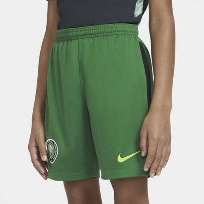 Nike Nigeria Home Shorts 2020 Junior