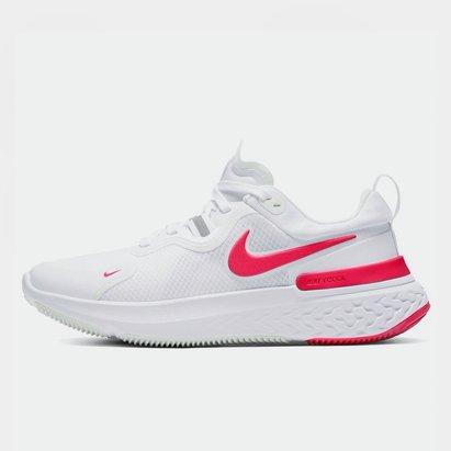 Nike React Miler Trainers Ladies Running Shoes