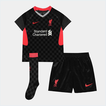 Nike Liverpool Third Mini Kit 20/21
