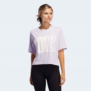 adidas Womens Universe Graphic T Shirt