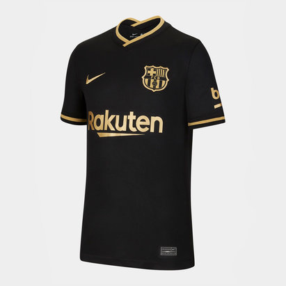 Nike Barcelona Away Shirt 20/21 Junior