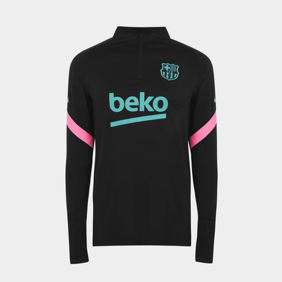 Nike Barcelona European Strike Drill Top 2020 2021 Mens