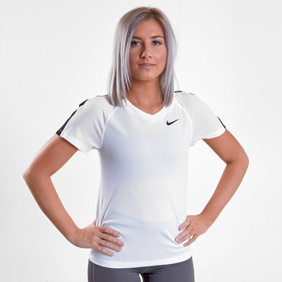 Nike Ladies Dry S/S Football Top