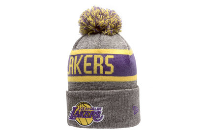 New Era NBA Los Angeles Lakers Marl Bobble Knit