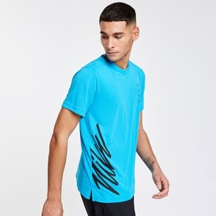 Nike Mens Short Sleeve Training Top