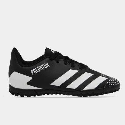 adidas Predator 20.4 Junior Astro Turf Trainers