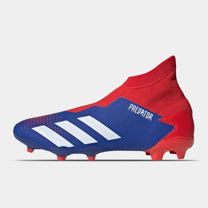 adidas Predator 20.3 Laceless Mens FG Football Boots