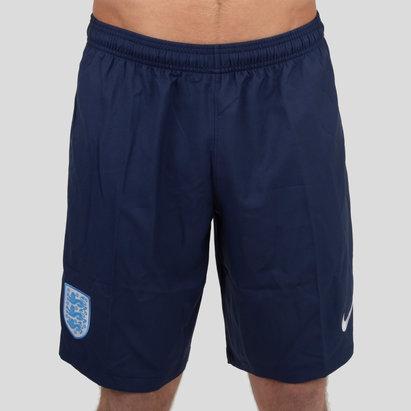 Nike England 17/18 Away Stadium Football Shorts
