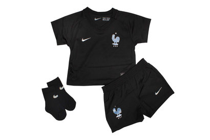 c33707d47 Nike France 17 18 Infants 3rd Replica Football Kit