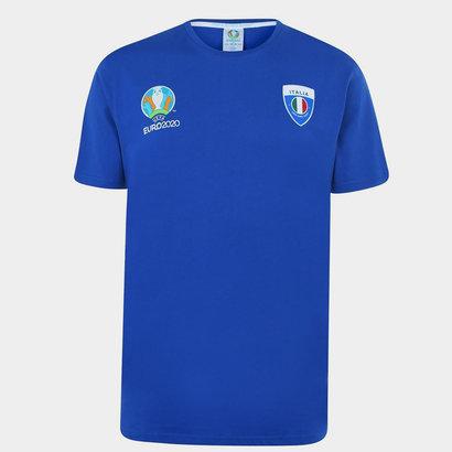 UEFA Euro 2020 Italy Core Tee Mens