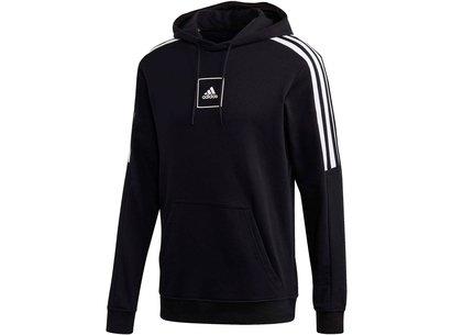 adidas Athletics Club Hoodie Mens