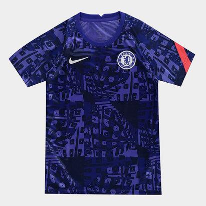 Nike Chelsea European Pre Match Shirt 20/21 Kids