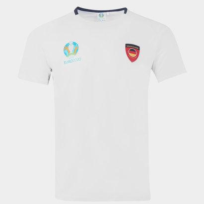 UEFA Euro 2020 Germany Poly T Shirt