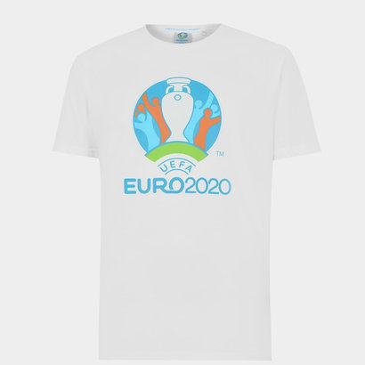 UEFA Euro 2020 Stadium T Shirt Mens