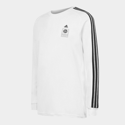 adidas Germany Icon Long Sleeve T-Shirt Mens