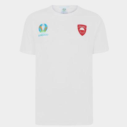 UEFA Euro 2020 Poland Core Tee Mens