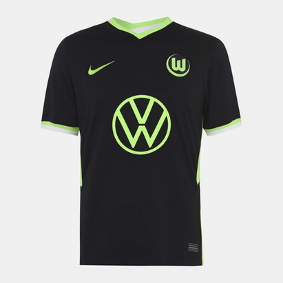 Nike VFL Wolfsburg Away Shirt 20/21 Mens