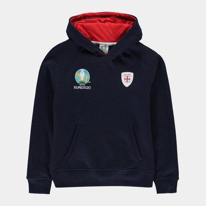 UEFA Euro 2020 England Core Hoodie Juniors