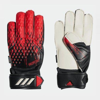 adidas Predator Match Junior Goalkeeper Gloves Fingersave