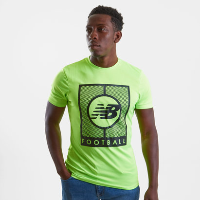 New Balance Elite Tech Graphic Logo Training T-Shirt