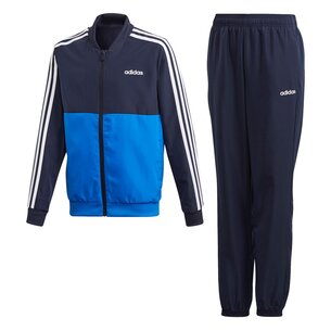 adidas 3S Woven Track Suit Junior Boys
