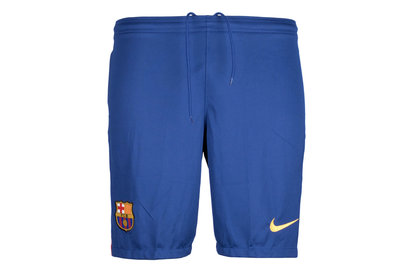 Nike FC Barcelona 17/18 Kids Home Stadium Football Shorts