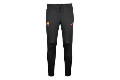 Nike FC Barcelona 17/18 Dry Squad Football Training Pants