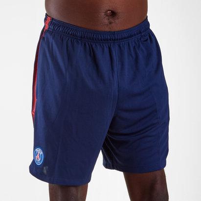 Nike Paris Saint-Germain 17/18 Players Squad Football Training Shorts