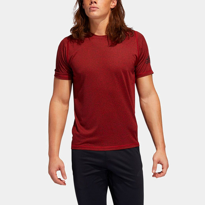 adidas Mens Freelift Sport X Heather T Shirt