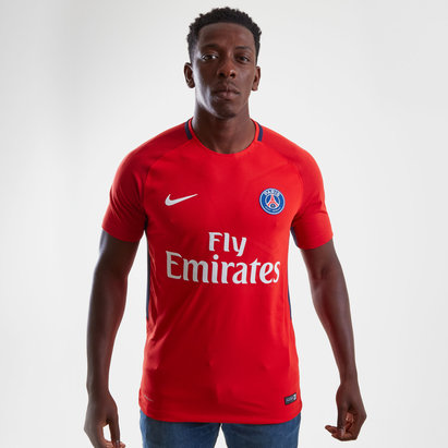 Nike Paris Saint-Germain 17/18 Aeroswift Strike Football Top