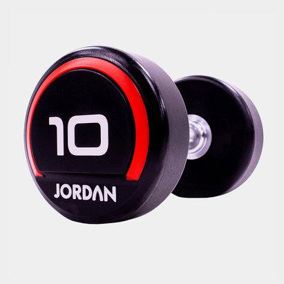 Jordan 10kg Premium Urethane Dumbbells (pair)