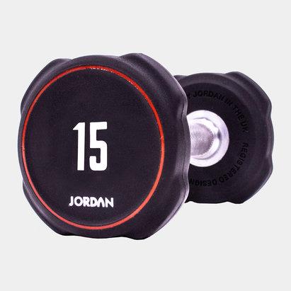 Jordan 15kg Ignite V2 Urethane Dumbbells (pair)