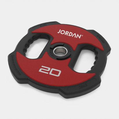 Jordan 15kg Urethane Competition Plate
