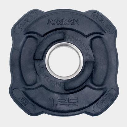 1.25kg Jordan Ignite V2 Premium Rubber Olympic Plate