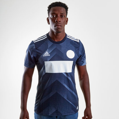adidas Tango Players S/S Football Shirt