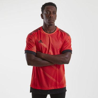 adidas Tango S/S Football Shirt