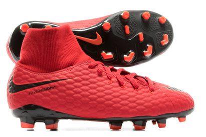 Nike Hypervenom Phelon III Dynamic Fit Kids FG Football Boots