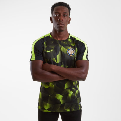 Nike Inter Milan 17/18 Squad Football Shirt