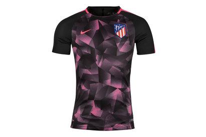 Nike Atletico Madrid 17/18 Squad Football Shirt