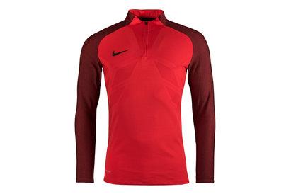 Nike Aeroswift Strike Football Drill Top