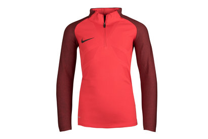 Nike Aeroswift Strike Kids Football Drill Top