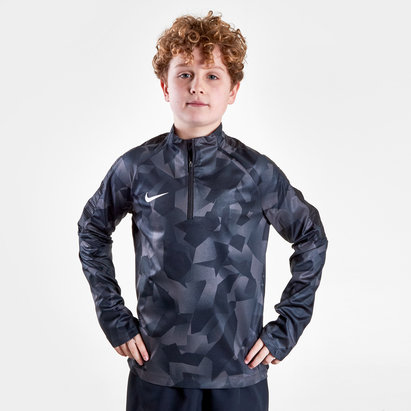 Nike Shield Squad Kids Football Drill Top