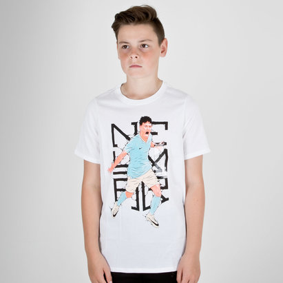 Nike Neymar Dry Fit S/S Kids Hero T-Shirt