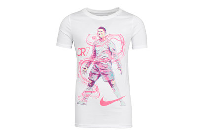 Nike Ronaldo CR7 Dri Fit Kids Hero T-Shirt