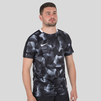 Nike Dry Fit Squad S/S Football Shirt