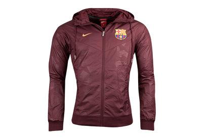 Nike FC Barcelona 17/18 Football Windrunner Jacket