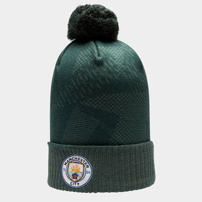 reputable site 0243b 4eaa0 Nike Manchester City 17 18 Football Beanie