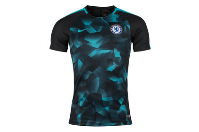 Nike Chelsea FC 17/18 Dry Fit Squad Football Shirt