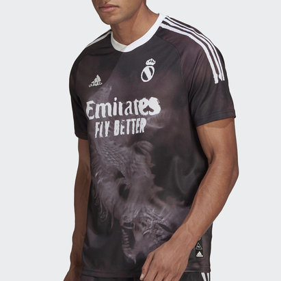 adidas Real Madrid Humanrace FC Shirt